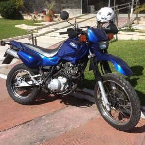 Yamaha xt600e μοντέλο 12/1002 87000km 1500 euro