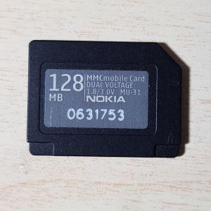 MMC Card Nokia 128MB