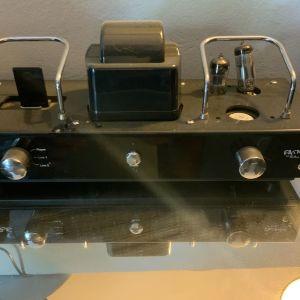 TL Audio Farman valve amplifier with iPod dock ενισχυτής λυχνίας