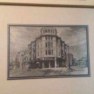Φωτογραφίες παλιάς Θεσσαλονίκης σε κάδρο. Σε εξαιρετική κατάσταση.
