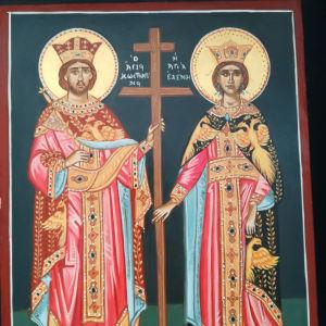 Άγιος Κωνσταντίνος και Ελένη
