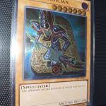 Dark Magician κάρτα Yu-Gi-Oh!
