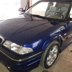 rover cabriolet1600cc