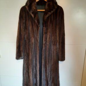 Vintage βιζον γούνα μονοκομματη.