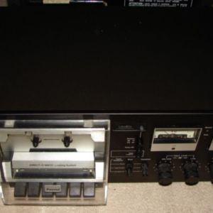 Sansui SC 3110 Cassette Deck πολύ σπανιο κασετόφωνο