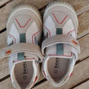 Δερματινα παπουτσια βρεφικα