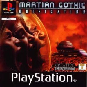 MARTIAN GOTHIC - PS1