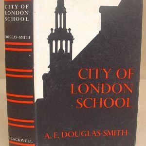 CITY OF LONDON SCHOOL A.E. DOUGLAS SMITH