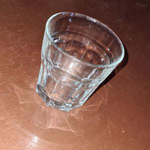 100 ποτήρια  χαμηλά ουίσκι