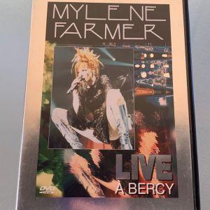 Mylene Farmer live a Bercy αυθεντικό dvd