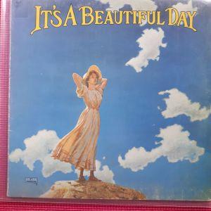 IT'S A BEAUTIFUL DAY (βινυλιο/δισκος psych rock)
