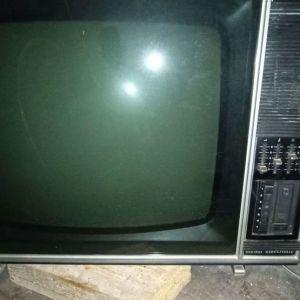 Ασπρόμαυρη τηλεόραση philips