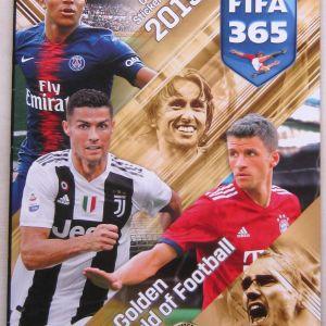 Panini FIFA 365 - 2019 - Greek edition