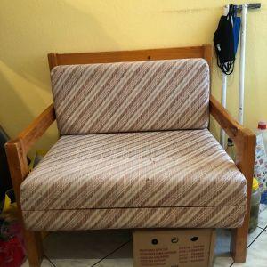 Πολυθρόνα - Κρεβάτι