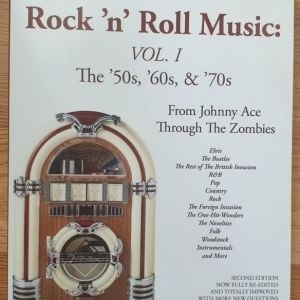 The Trivia Book of Rock 'n' Roll Music Vol I