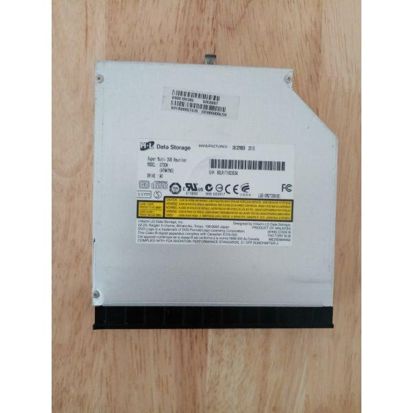 DVD-RW Drive gia laptop Toshiba Satellite se aristi katastasi.