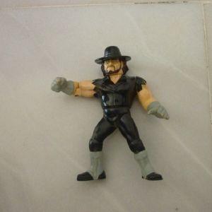 The Undertaker series 8 φιγούρα WWF γίγαντες του κατς