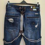 Επώνυμο αντρικό τζιν παντελόνι