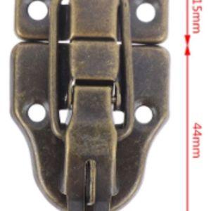 Μεταλλικό κούμπωμα ασφαλείας αντικέ