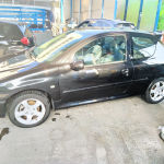 PEGEOT 206 GTI 1600 2004 LPG