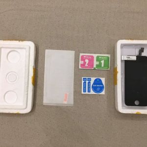 Οθόνη και τζαμάκι iPhone 5S