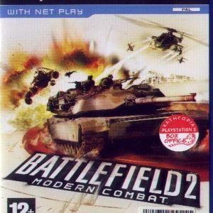 BATTLEFIELD 2 - PS2