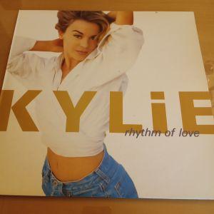 Δίσκος βινυλίου Kylie Minogue.