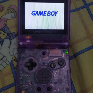 Custom Gameboy Advance SP AGS-101