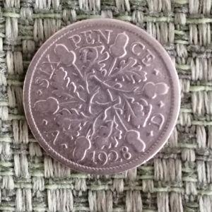 Νομισμα Αγγλίας.(15)