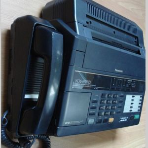 Panasonic KX F50 Telephone Answering/Fax Machine