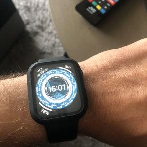 Apple Watch 4-44-Μαυρο