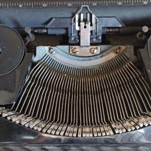Παλιά γραφομηχανή