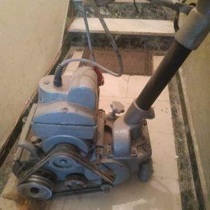 Μηχανή Τριψίματος  Ξύλινων Πατωμάτων