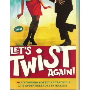 """8 cd / let""""s  twist again"""