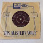 Vinyl record 45 - Τώνης Μαρούδας - Τι να είναι η αγάπη, Μένω σε κάποια γειτονιά
