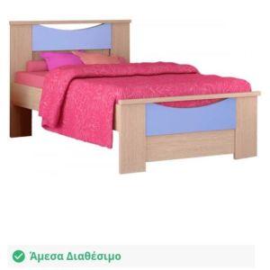 Παιδικό κρεβάτι μονο