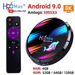 H96 Max X3 (32GB) TV Box