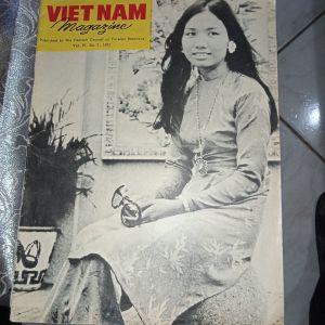 Βιβλίο VIETNAM Magazine.1971.