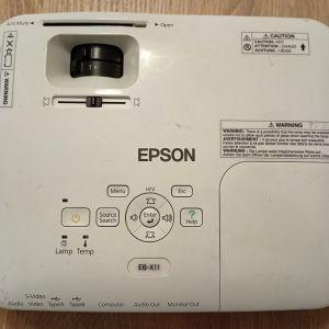 Epson EB-X11 projector, hdmi