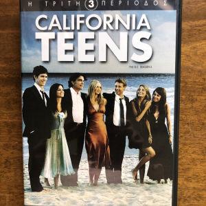 California Teens ολόκληρη η Τρίτη περίοδος dvd αυθεντικά