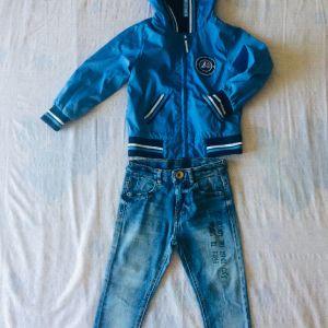 Παιδικα ρούχα πανωφόρια για αγορια