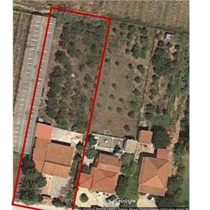 Οικόπεδο 1.725 με μονοκατοικία  Παραλία Γλύφας - Βαρθολομιό Ηλείας