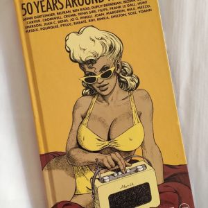 50 years around the rock (2xcd καινούργιο)