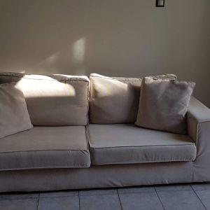 Πωλείται καναπές. Περιοχή Πρέβεζα