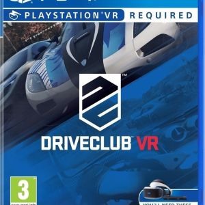 PS4 Game - DRIVE CLUB