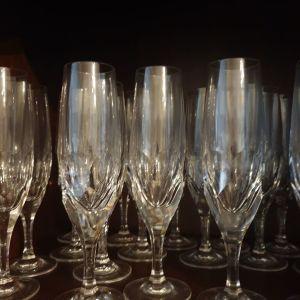 Κρυστάλλινα ποτήρια NACHTMANN αχρησιμοποίητα