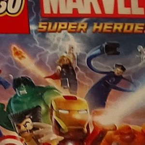 Το παιχνίδι LEGO Marvel Super Heroes PC
