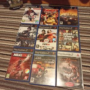 PS2 10 games