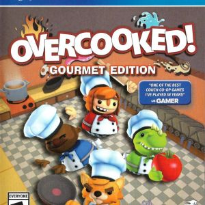 Overcooked (Gourmet Edition) για PS4 PS5