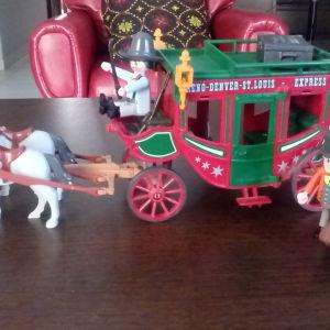 Playmobil άμαξα